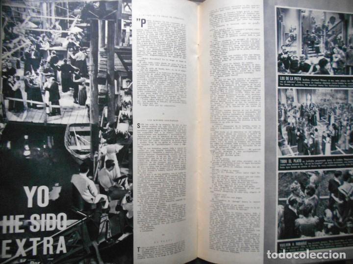 Cine: REVISTAS CÁMARA Y EL CINE CON PORTADA DE GARY COOPER Y MARLENE DIETRICH - JUNIO 1942 - Foto 6 - 165724258