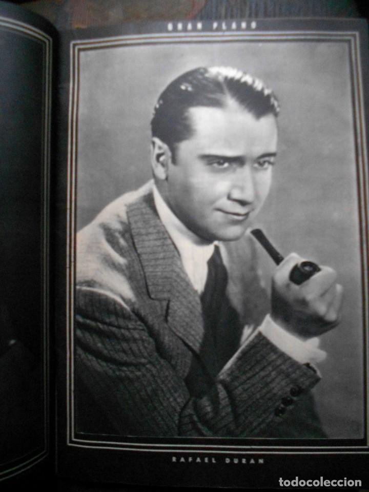 Cine: REVISTAS CÁMARA Y EL CINE CON PORTADA DE GARY COOPER Y MARLENE DIETRICH - JUNIO 1942 - Foto 8 - 165724258