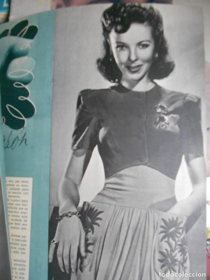 Cine: REVISTAS CÁMARA Y EL CINE CON PORTADA DE GARY COOPER Y MARLENE DIETRICH - JUNIO 1942 - Foto 11 - 165724258