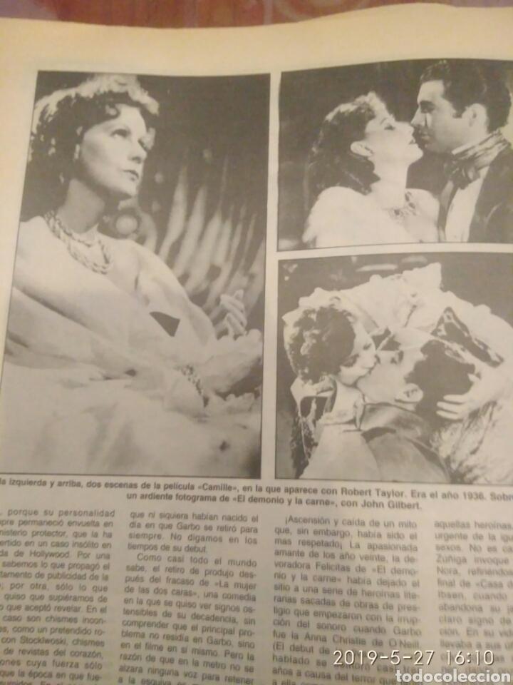 Cine: ABC MARTES 17 DE ABRIL DE 1990 HOMENAJE A GRETA GARBO - Foto 3 - 165988197
