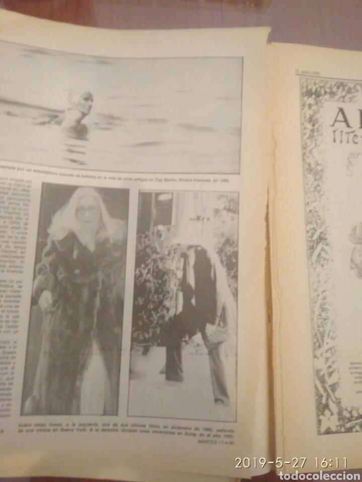 Cine: ABC MARTES 17 DE ABRIL DE 1990 HOMENAJE A GRETA GARBO - Foto 6 - 165988197