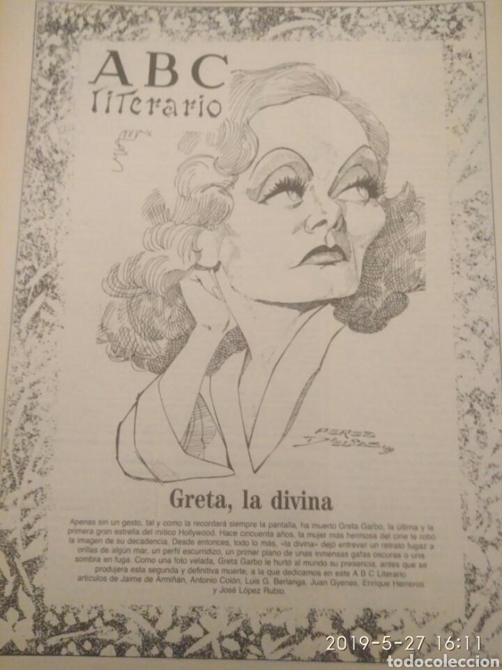 Cine: ABC MARTES 17 DE ABRIL DE 1990 HOMENAJE A GRETA GARBO - Foto 7 - 165988197