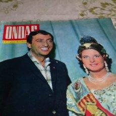 Cine: ONDAS 1964 MARISOL GIGLIOLA GINQUETTI GELU Y TITO MORA. Lote 166565032