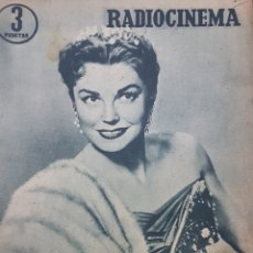 Cine: ESTHER WILLIAMS REVISTA RADIOCINEMA N.320 SEPTIEMBRE 1956. Lote 166644536