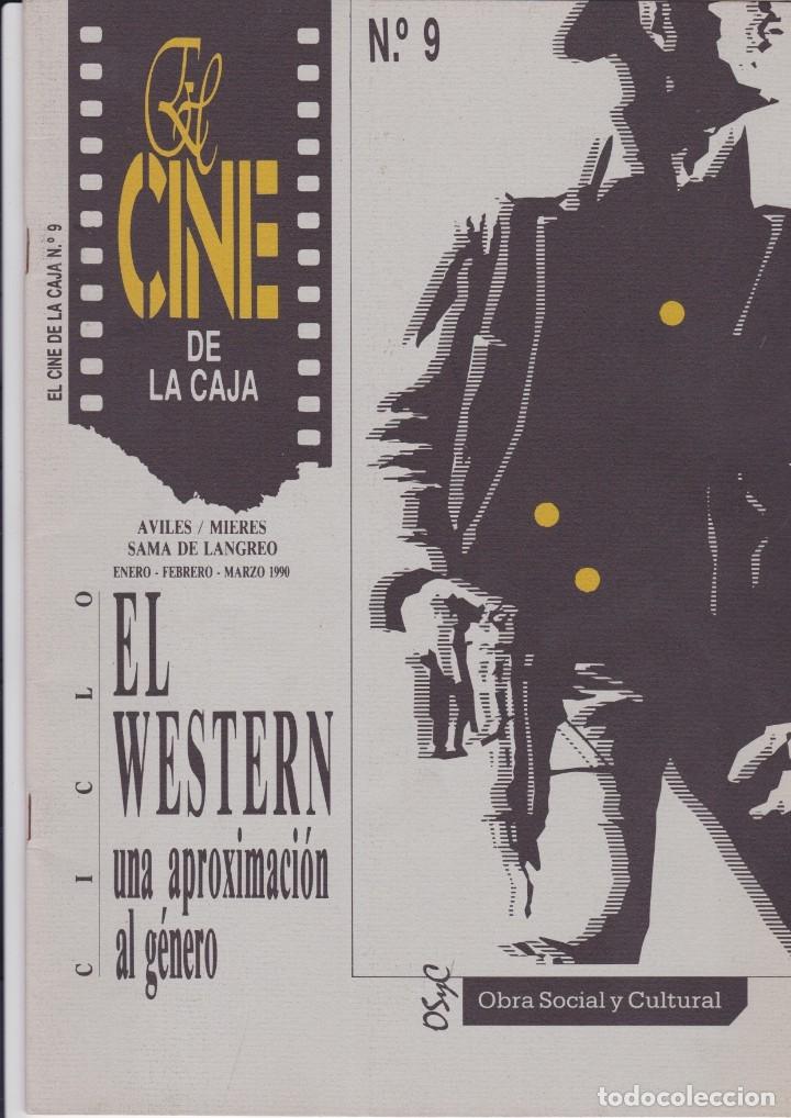 EL WESTERN. UNA APROXIMACIÓN AL GÉNERO (Cine - Revistas - Otros)