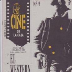 Cine: EL WESTERN. UNA APROXIMACIÓN AL GÉNERO. Lote 166681454