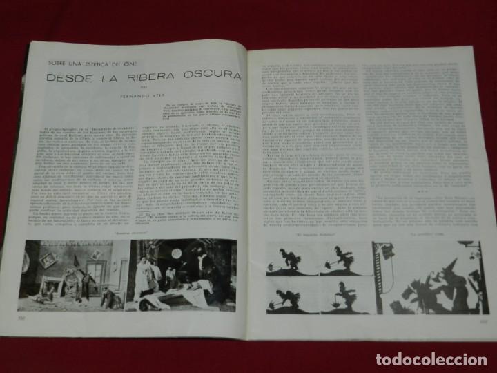 Cine: (M) REVISTA CINES EXPERIMENTAL N.10 JULIO 1946 ILUSTRADO, SOMBRAS CHINESCAS, CHARLOT - Foto 3 - 166795574