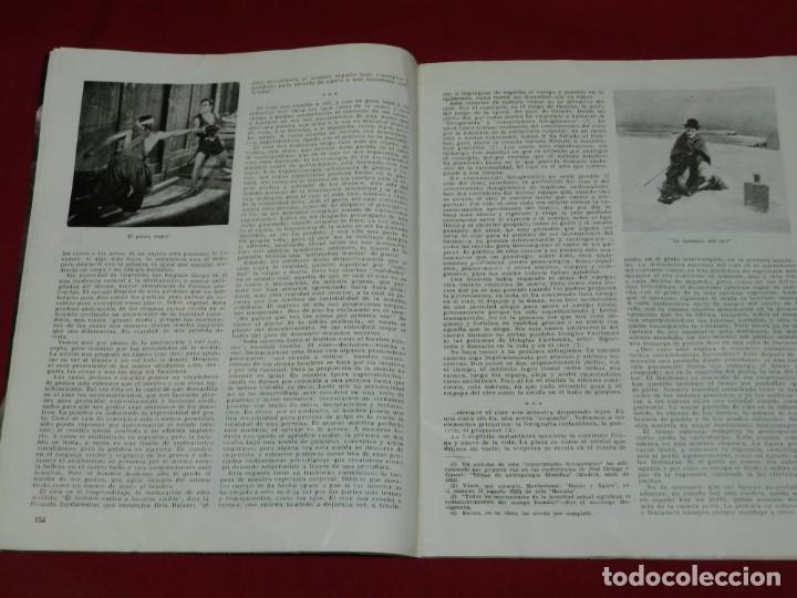 Cine: (M) REVISTA CINES EXPERIMENTAL N.10 JULIO 1946 ILUSTRADO, SOMBRAS CHINESCAS, CHARLOT - Foto 4 - 166795574