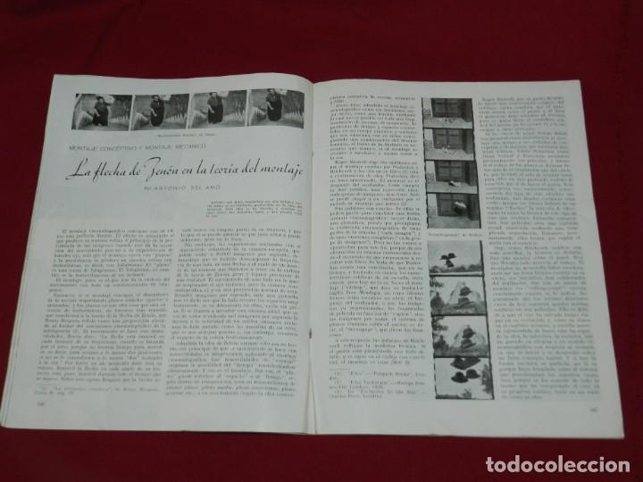 Cine: (M) REVISTA CINES EXPERIMENTAL N.10 JULIO 1946 ILUSTRADO, SOMBRAS CHINESCAS, CHARLOT - Foto 5 - 166795574