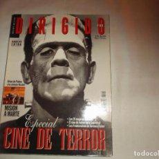 Cine: DIRIGIDO POR EXTRA, Nº 290,ESPECIAL CINE DE TERROR,LAS 25 MEJORES PELICULAS,CINE TERROR UNIVERSAL. Lote 222331346