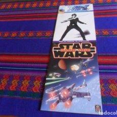 Cine: STAR WARS DARK SIDE NºS 1 Y 14 OCT 1997 Y THE STAR WARS MAGAZINE THE FORCE Nº 5 VOL. 5 MAYO 1997.. Lote 167256748