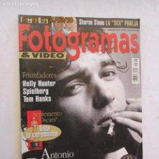 Cine: FOTOGRAMAS - Nº 1807 ABRIL 1994 - ANTONIO BANDERAS, NUESTRO HOMBRE EN HOLLYWOOD.. Lote 167620064