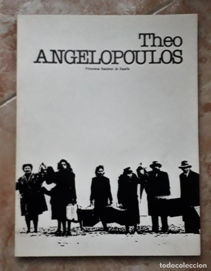 Cine: LOTE CINE SEMANA INTERNACIONAL CINE AUTOR BENALMADENA. THEO ANGELOPOULOS. HISTORIA DEL CINE DANAE. - Foto 11 - 167792940