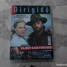 Cine: DIRIGIDO POR Nº 384, ESTUDIO CLINT EASTWOOD, AUSTRALIA, MONGOL, EL INTERCAMBIO,. Lote 168029072