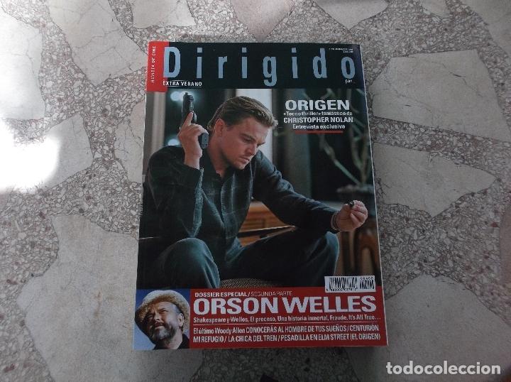 DIRIGIDO POR Nº 402, DOSSIER ESPECIAL 2 PARTE ORSON WELLES,ORIGEN, (Cine - Revistas - Dirigido por)
