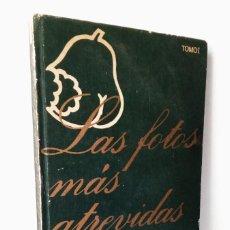 Cine: LAS FOTOS MAS ATREVIDAS DEL CINE ERÓTICO *** EDITORIAL CUMBRE S.A. 1983. Lote 168185680