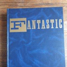 Cinema: FANTASTIC MAGAZINE. 11 REVISTAS ENCUADERNADAS. 1995. Lote 168628772