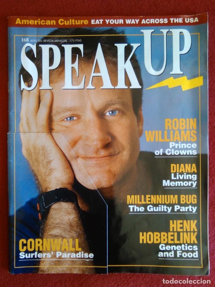 Cine: VOZ DE TUS ACTORES PREFERIDOS: Speakup revistas de cine Y CASET ROBIN WILLIAMS - Foto 2 - 168794908