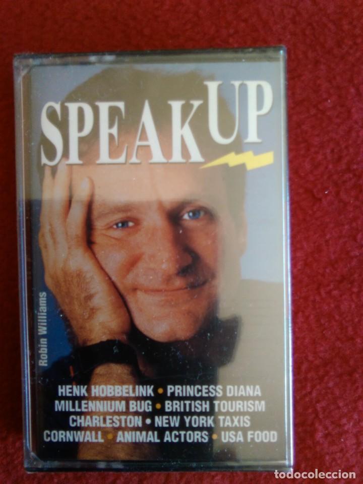 Cine: VOZ DE TUS ACTORES PREFERIDOS: Speakup revistas de cine Y CASET ROBIN WILLIAMS - Foto 3 - 168794908