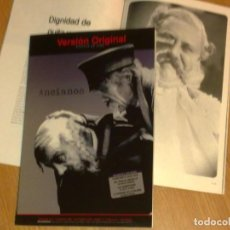 Cine: REVISTA DE CINE VERSION ORIGINAL Nº 164 OCTUBRE 2008. Lote 178340211