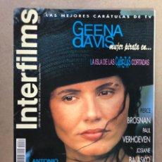 Cine: INTERFILMS N° 88 (EMERO, 1996). ANTONIO BANDERAS, MELANIE GRIFFITH, PAUL VERHOEVEN,.... Lote 169445608