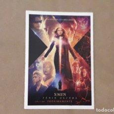 Cinéma: FICHA PELÍCULA, X-MEN FÉNIX OSCURA, 2019. SOPHIE TURNER. Lote 169837020