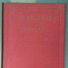 Cine: LOTE 5 REVISTAS CINE LAS BELLEZAS DE LA PANTALLA CON FOTOGRAFIAS ORIGINALES NUMEROS: 6-14-15-16-18. Lote 170121284