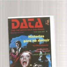 Cine: DATA 26 HISTORIAS PARA NO DORMIR. Lote 170306200