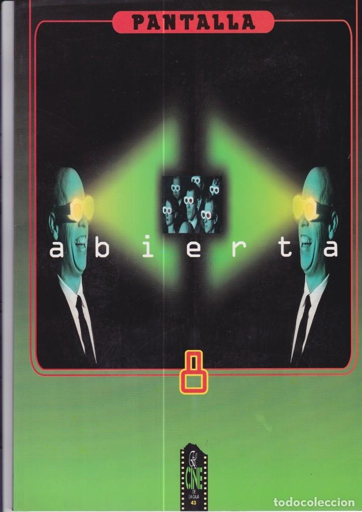 PANTALLA ABIERTA 8 (Cine - Revistas - Otros)