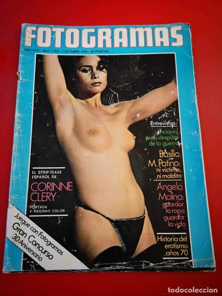 REVISTA FOTOGRAMAS NÚMERO 1459 AÑO 1976. CLINT EASTWOOD (Cine - Revistas - Fotogramas)