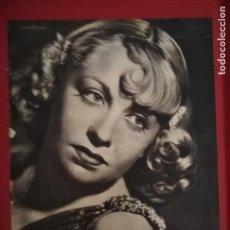 Cine: REVISTA PRIMER PLANO. AGOSTO 1941. Nº 43. JOSITA HERNAN. STIRLING HAYDEN.. Lote 170881735