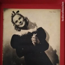 Cine: REVISTA PRIMER PLANO. MAYO 1941. Nº 31. SONJA HENIE. HANS STUVE.. Lote 170883185
