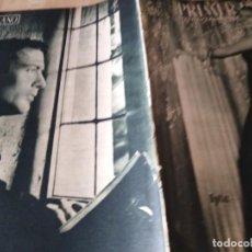 Cine: PRIMER PLANO 296 MADRID 16 DE JUNIO DE 1946 MERLE OBERON GREGORY PECK EN LAS LLAVES DEL REINO . Lote 170975952