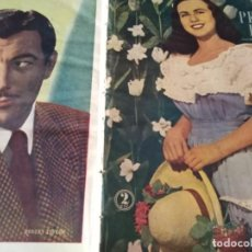 Cine: PRIMER PLANO 374 DIANA DURBIN ROBERT TAYLOR MADRID 14 DICIEMBRE 1947. Lote 170976758