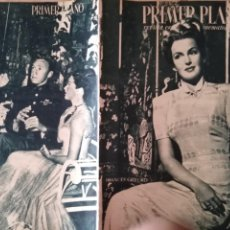 Cine: REVISTA PRIMER PLANO, Nº 300, FRANCES GIFFORD, BOB HOPE, JUDY GARLAND, FRANK SINATRA, MARTHA HYER. Lote 170976547