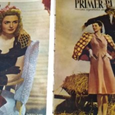 Cine: PRIMER PLANO 368 MADRID 2 NOVIEMBRE 1947 ROSALIND RUSSELL DONNA REED. Lote 170977233