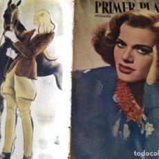 Cine: PRIMER PLANO #333 1947 JANIS PAIGE MARLENE DIETRICH RITA HAYWORTH JOAN CRAWFORD. Lote 170979354