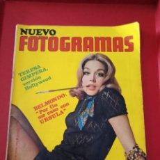 Cine: REVISTA -NUEVO FOTOGRAMAS- Nº 1061, FEBRERO 1968. EN PORTADA TERESA GIMPERA.. Lote 171047547