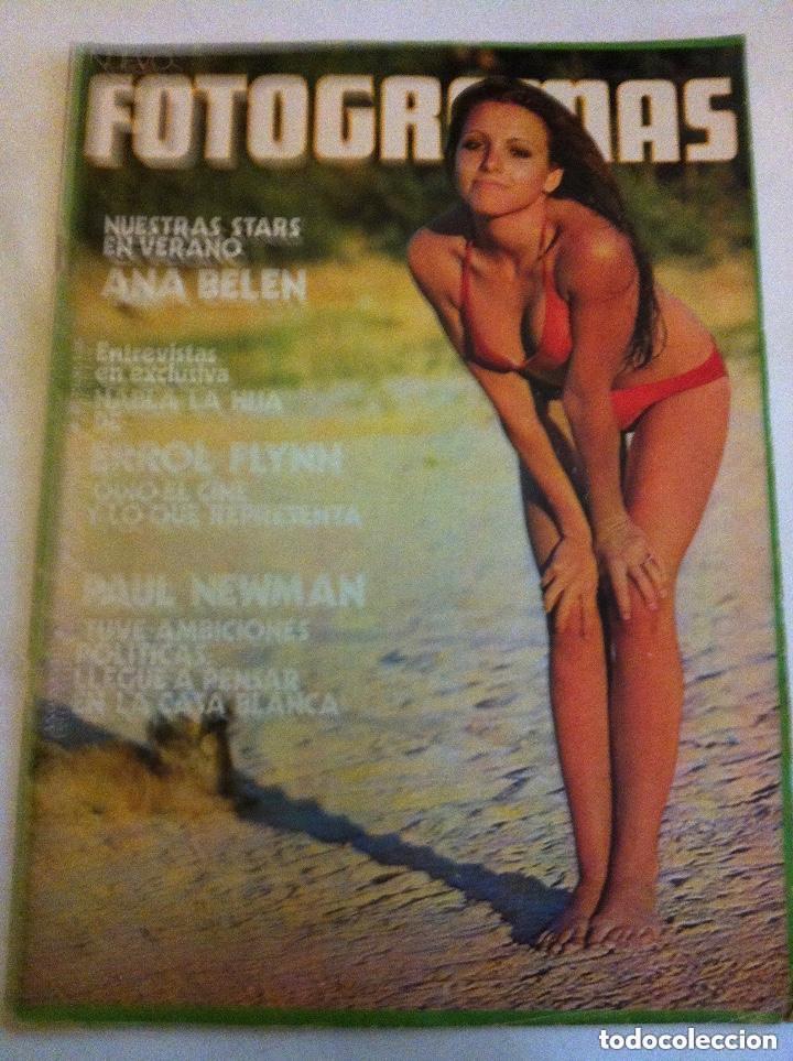 FOTOGRAMAS - Nº. 1298 - AÑO 1973- ANA BELÉN (Cine - Revistas - Fotogramas)