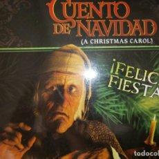 Cine: CUENTO DE NAVIDAD A CHRISTMAS CAROL FELICES FIESTAS WALT DISNEY. Lote 171204043