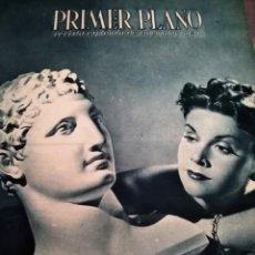 Cine: PRIMER PLANO, REVISTA ESPAÑOLA DE CINEMATOGRAFIA. AÑO V, NUM.210. NUMERO ESPECIAL. Lote 171332000