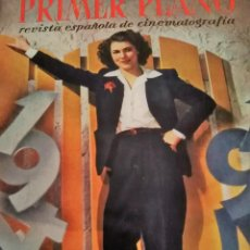 Cine: PRIMER PLANO Nº 273-1946-SARA MONTIEL-CHARLOT-CANTINFLAS-ANA MARISCAL-GRETA GARBO-MICHELE MORGAN. Lote 171332772