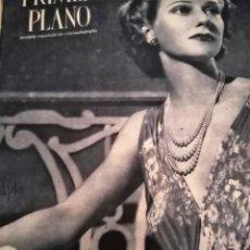 Cine: CONCHITA MONTES LOTE DE 3 REVISTAS 1943-44 PRIMER PLANO. Lote 171333067