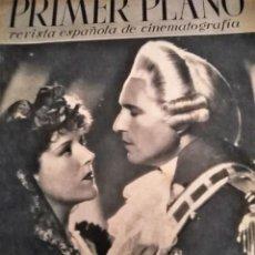 Cine: IMPERIO ARGENTINA LOTE DE 4 REVISTAS 1941-42 PRIMER PLANO. Lote 171333254