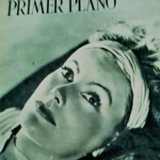 Cine: GRETA GARBO LOTE DE 2 REVISTAS 1941-42 PRIMER PLANO. Lote 171333687