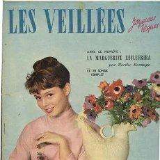 Cine: BRIGITTE BARDOT // LES VEILLELLEES Nº 37 AÑO 1954 . Lote 171351514