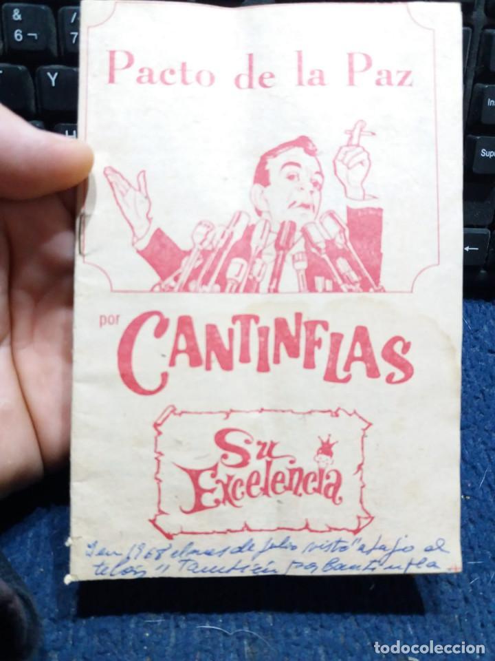 Cine: Lote Cantinflas La vuelta al mundo en 80 dias y Pacto de la paz Su exelencia - Foto 3 - 171433270