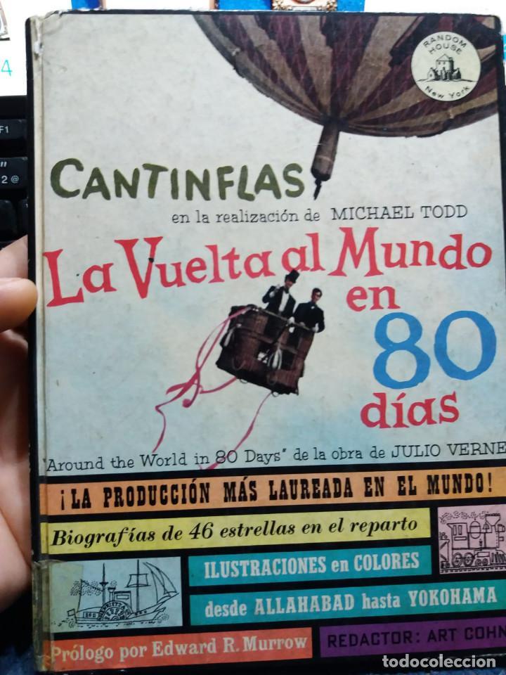 Cine: Lote Cantinflas La vuelta al mundo en 80 dias y Pacto de la paz Su exelencia - Foto 7 - 171433270