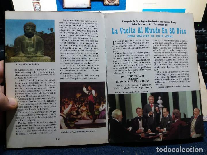 Cine: Lote Cantinflas La vuelta al mundo en 80 dias y Pacto de la paz Su exelencia - Foto 9 - 171433270