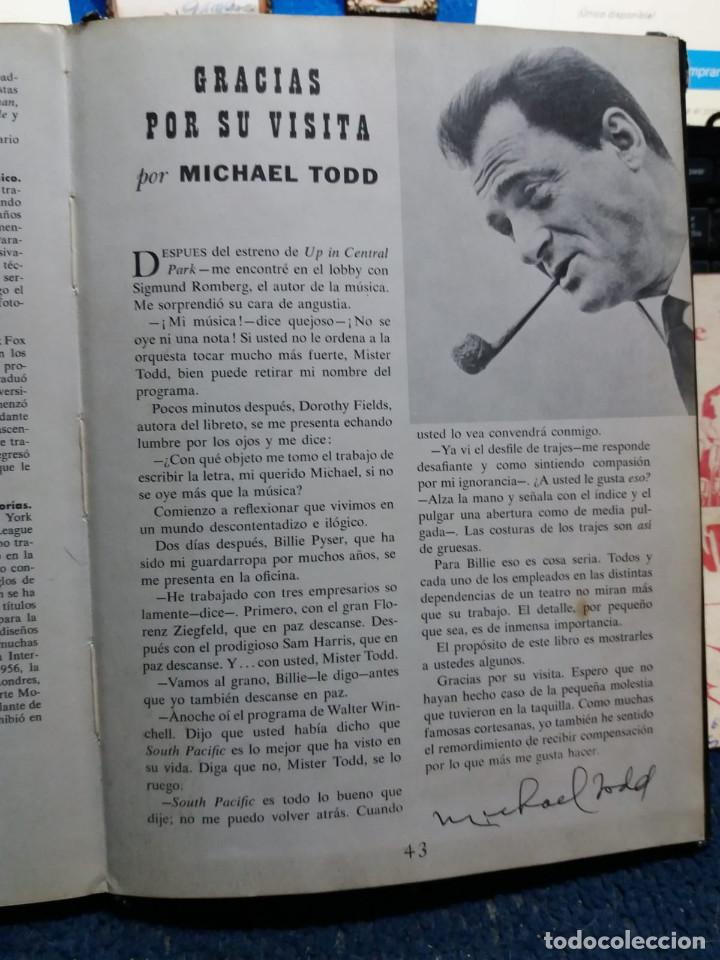 Cine: Lote Cantinflas La vuelta al mundo en 80 dias y Pacto de la paz Su exelencia - Foto 10 - 171433270